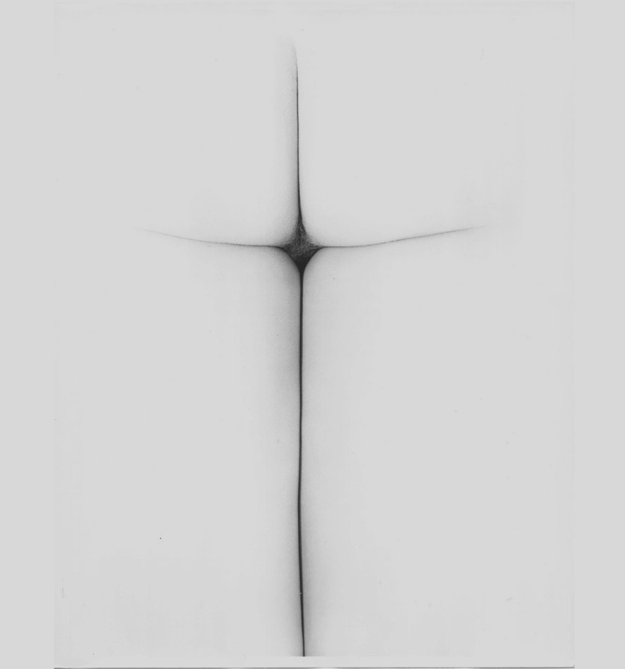 Erwin Blumenfeld Holy Cross In hoc signo vinces 1967