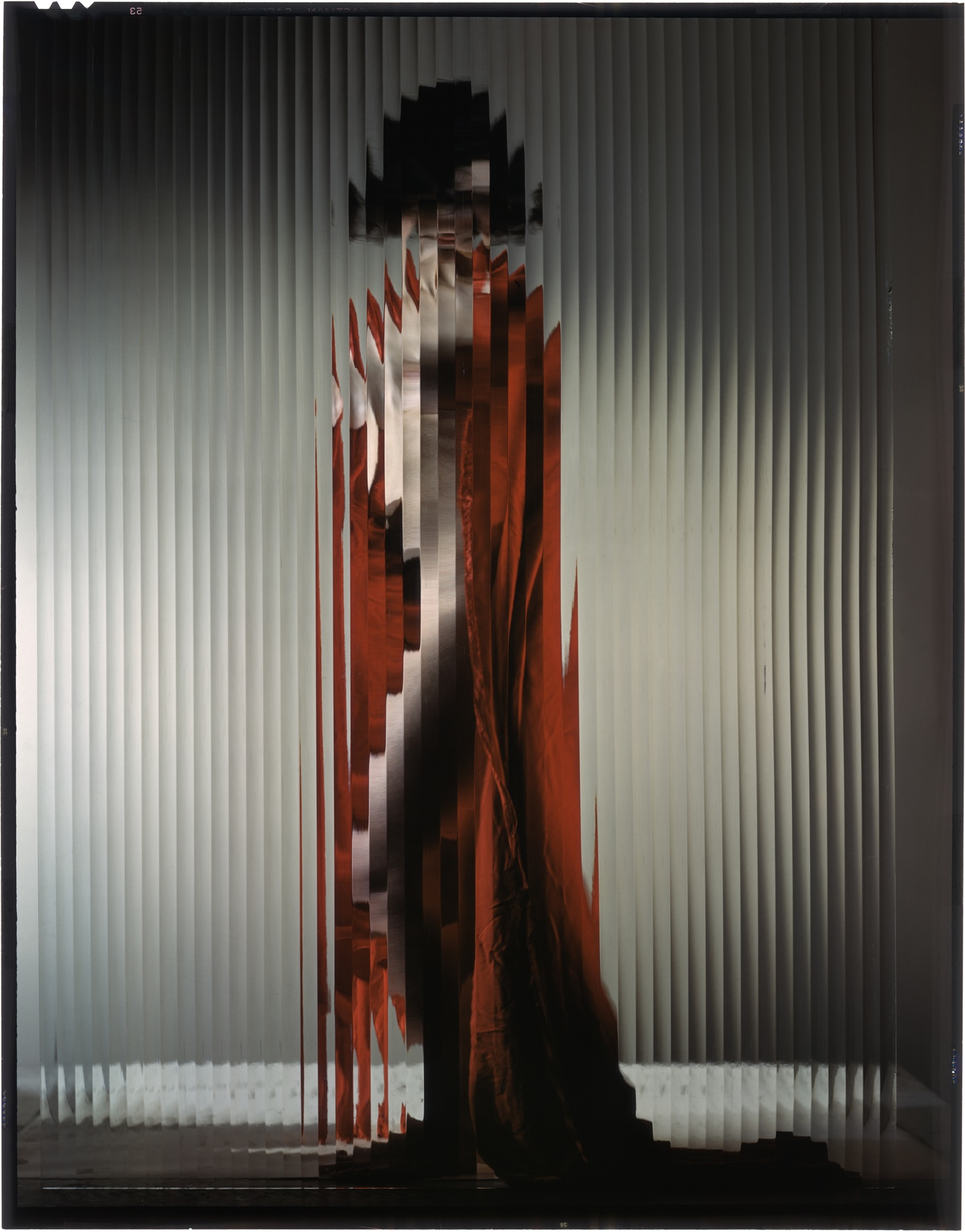The Picasso Girl by Erwin Blumenfeld for Forbes Magazine